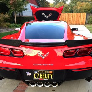 2014 corvette c7 beauty
